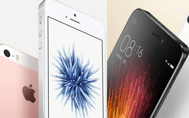 xiaomi-5s-vs-iphone-se